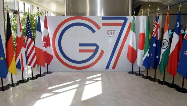 Sastanak G7 - Sputnik Srbija