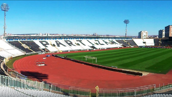 Стадион Партизана  - Sputnik Србија
