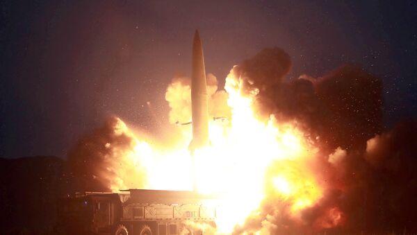 Лансирање ракете у Северној Кореји - Sputnik Србија