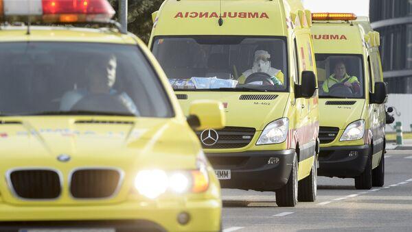 Ambulance  - Sputnik Srbija