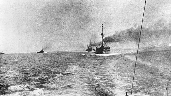 Бродови у Првом светском рату, битка на мору - Sputnik Србија