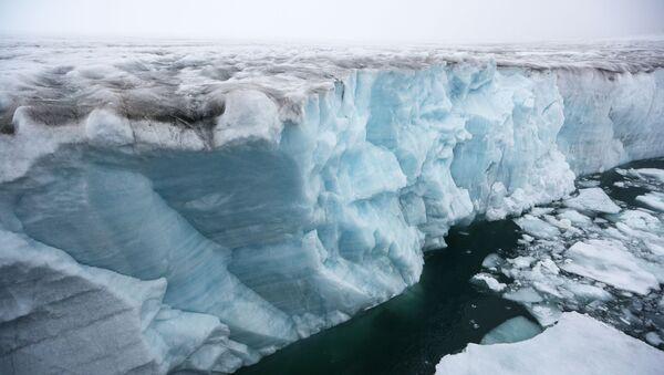 Ледници на Арктику - Sputnik Србија