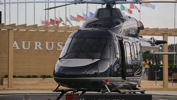 Хеликоптер Ансат - Sputnik Србија