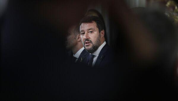Mateo Salvini  - Sputnik Srbija