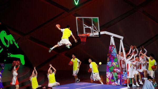 Ceremonija otvaranja Svetskog prvenstva u košarci - Sputnik Srbija
