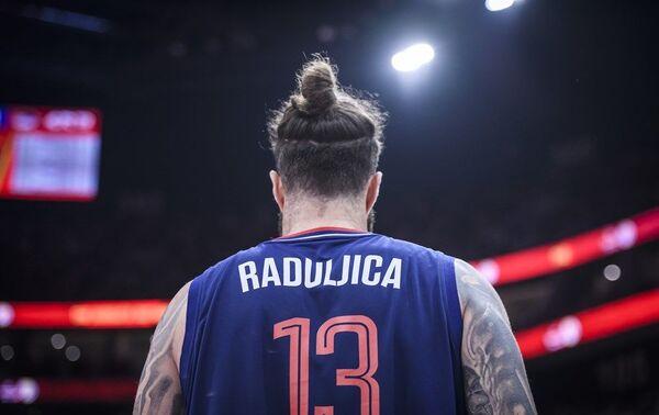 Reprezentativac Srbije Miroslav Raduljica - Sputnik Srbija