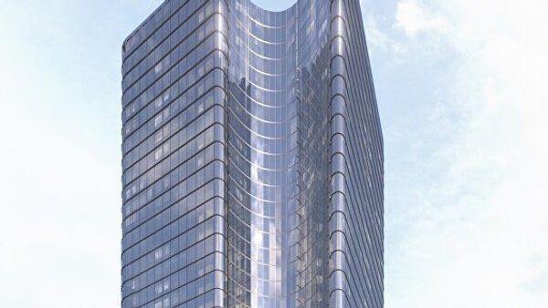 Пројекат највеће зграде у Бишкеку - Sputnik Србија