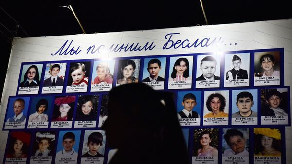 Слике деце која су настрадала у Беслану - Sputnik Србија