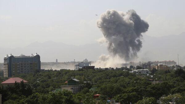 Експлозија у Кабулу, Авганистан  - Sputnik Србија