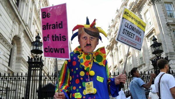 Anti bregzit demonstracije u Londonu - Sputnik Srbija