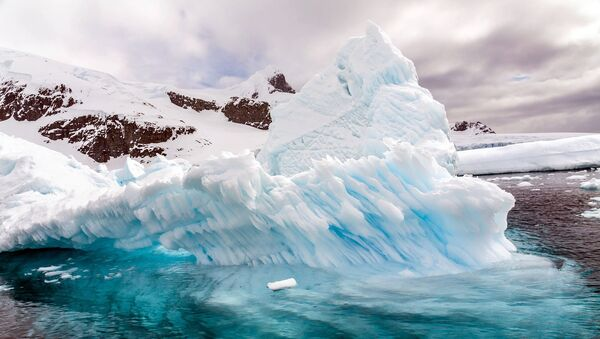 Antarktik - Sputnik Srbija