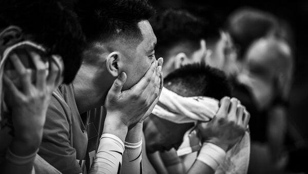 Реакција клупе кинеске репрезентације након пораза од Венецуеле - Sputnik Србија