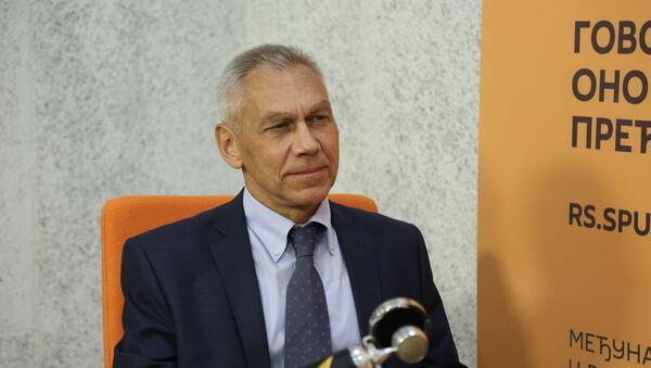 Александар Боцан-Харченко - Sputnik Србија