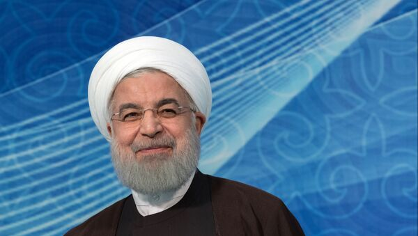 Председник Ирана Хасан Рохани - Sputnik Србија
