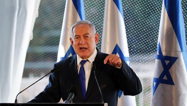 Izraelski premijer Benjamin Netanijahu - Sputnik Srbija