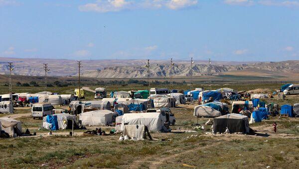 Migrantski kamp u Turskoj - Sputnik Srbija