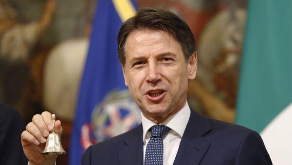 Ђузепе Конте, нови-стари премијер Италије  - Sputnik Србија