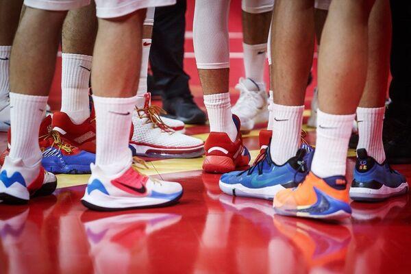 Детаљ са утакмице Шпанија – Иран на Светском првенству у кошарци 2019. - Sputnik Србија