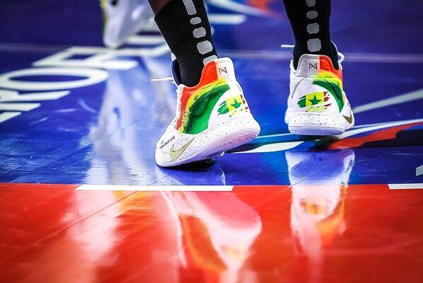Репрезентативац екипе Сенегала на Светском првенству у кошарци 2019. - Sputnik Србија