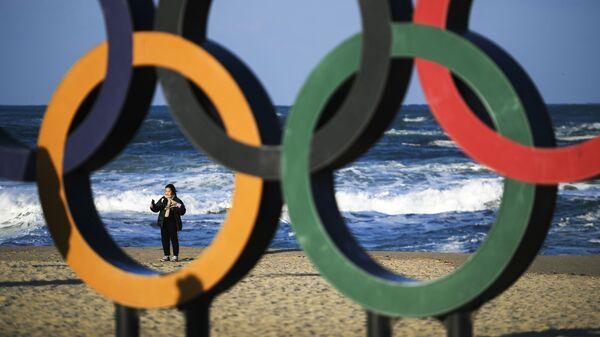 Олимпијски кругови - Sputnik Србија