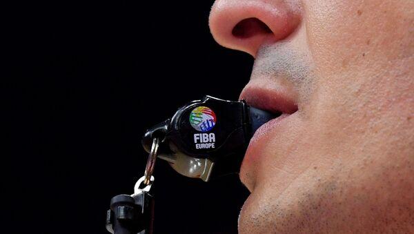 Sudija na Mundobasketu u Kini - Sputnik Srbija