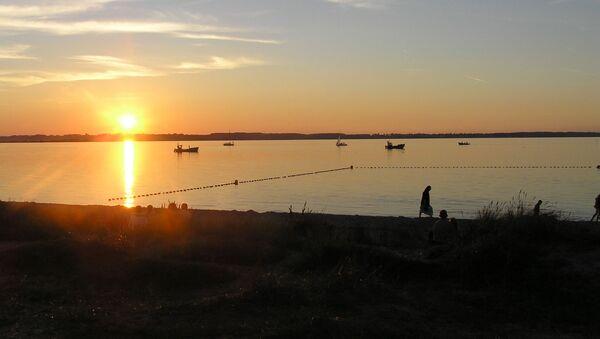 Залив Пук на југу Балтичког мора у Пољској  - Sputnik Србија