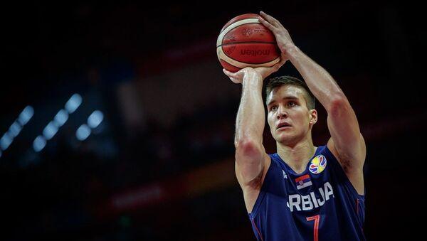 Reprezentativac Srbije Bogdan Bogdanović - Sputnik Srbija