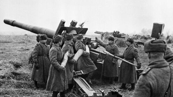 Ofanziva sovjetskih snaga na Berlin u aprilu 1945. godine - Sputnik Srbija