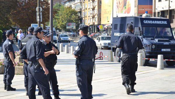 Меры безопасности перед антицыганскими акциями в Болгарии - Sputnik Србија