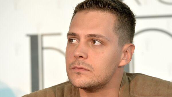 Милош Биковић на конференцији за новинаре - Sputnik Србија