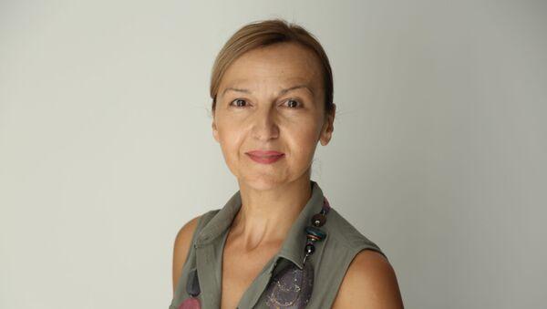Dejana Vuković - Sputnik Srbija