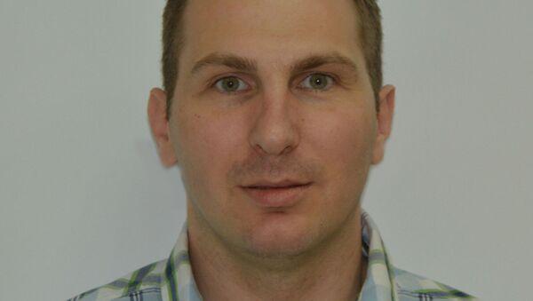 Aleksandar Milačić - Sputnik Srbija