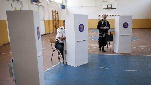 Гласање на Косову и Метохији - Sputnik Србија
