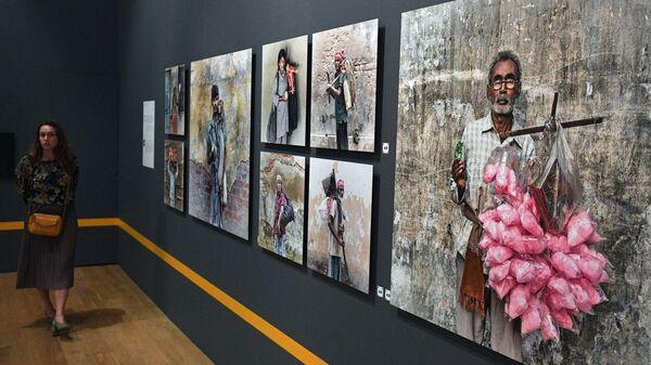 Izložba fotografija na proglašenju pobednika konkursa Andrej Stenjin-2019 u Državnom istorijskom muzeju u Moskvi - Sputnik Srbija