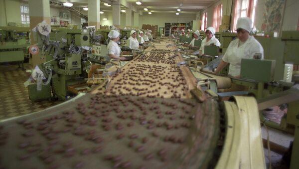Фабрика чоколаде - Sputnik Србија
