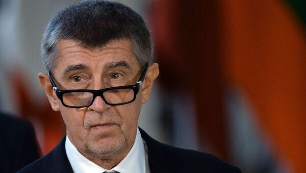Премијер Чешке Андреј Бабиш - Sputnik Србија