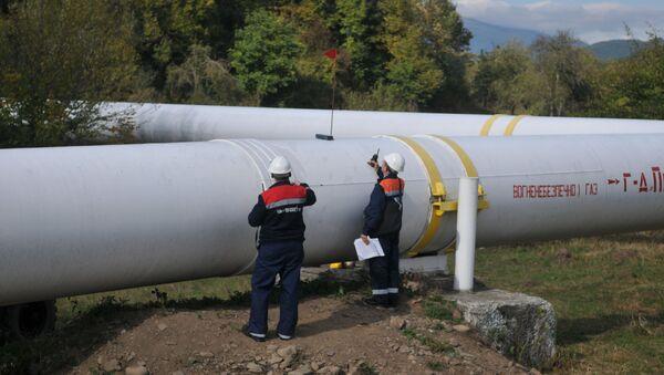 Гасовод кроз Украјину - Sputnik Србија