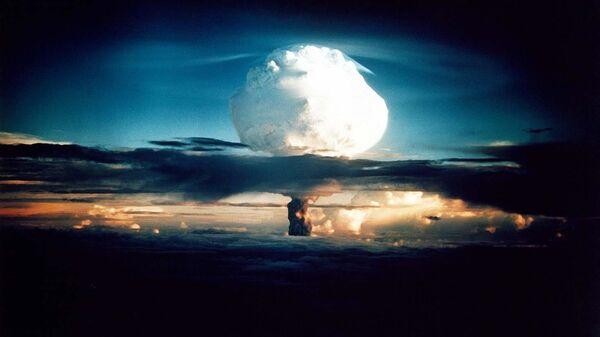 Nuklearni rat - Sputnik Srbija