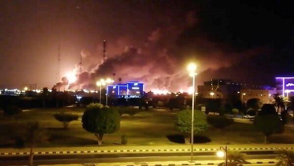 Нападнута рафинерија у Саудијској Арабији - Sputnik Србија