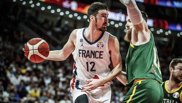Нандо де Коло на мечу за бронзу Француска - Аустралија - Sputnik Србија