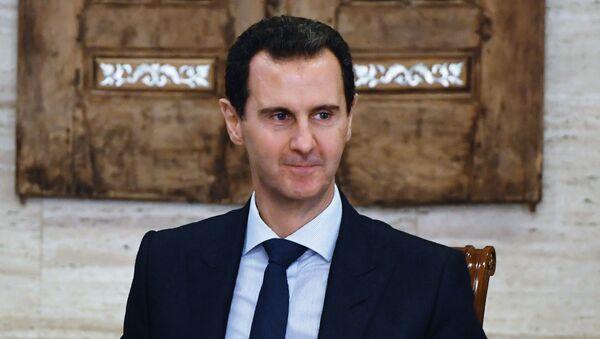 Predsednik Sirije Bašar Asad - Sputnik Srbija
