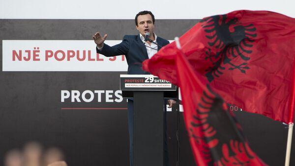 Aljbin Kurti - Sputnik Srbija