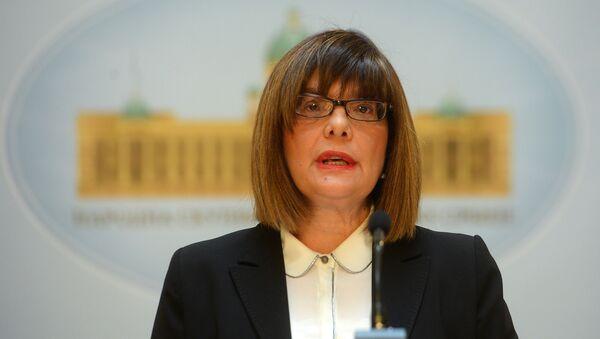 Maja Gojković - Sputnik Srbija