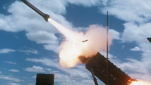 Амерички противракетни систем Патриот МИМ-104 - Sputnik Србија