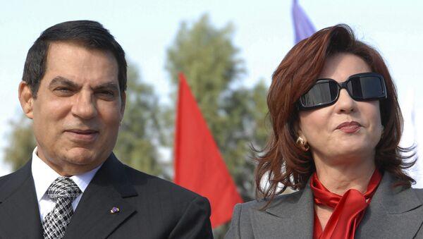Ben Ali - Sputnik Srbija