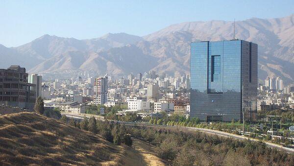 Централна банка Ирана у Техерану - Sputnik Србија