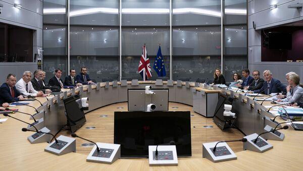 Преговори Велике Британије и ЕУ - Sputnik Србија
