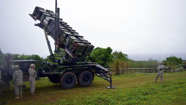 Амерички противваздушни систем Патриот - Sputnik Србија