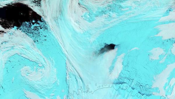 Антарктички ветрови - Sputnik Србија