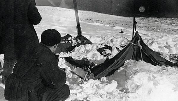 Šator grupe Djatlova - Sputnik Srbija